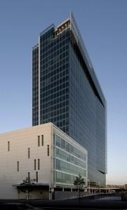 city_tower_praha_studie