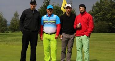 <span>Dva golfové turnaje </span>babího léta – 2. turnaj