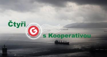 <span>Čtyři G s Kooperativou</span> (Golf – Gibraltar – Gurmán – Gurmet)