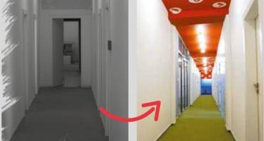 <span>Reprezentační kanceláře ve Frýdku-Místku lákají </span>– rekonstrukce v Back office vrcholí