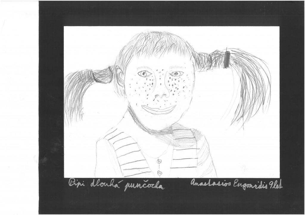vítěz - Engonidis Anastasious, 9 let