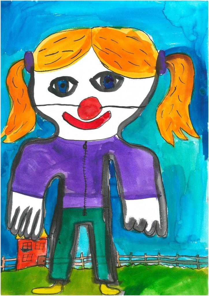 vítěz - Jůzová Kateřina, 8 let
