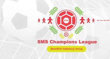 Pozvání na <span>SMS Champions League</span>