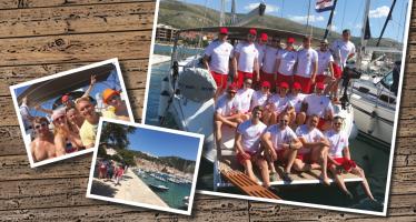 2 jachty, 16 kolegů, 2 kapitáni… <span>týden před námi<span/>