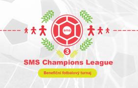 Pozvání na turnaj – SMS Champions League 2018