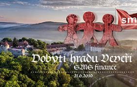 Svatojánská noc – Dobytí hradu Veveří