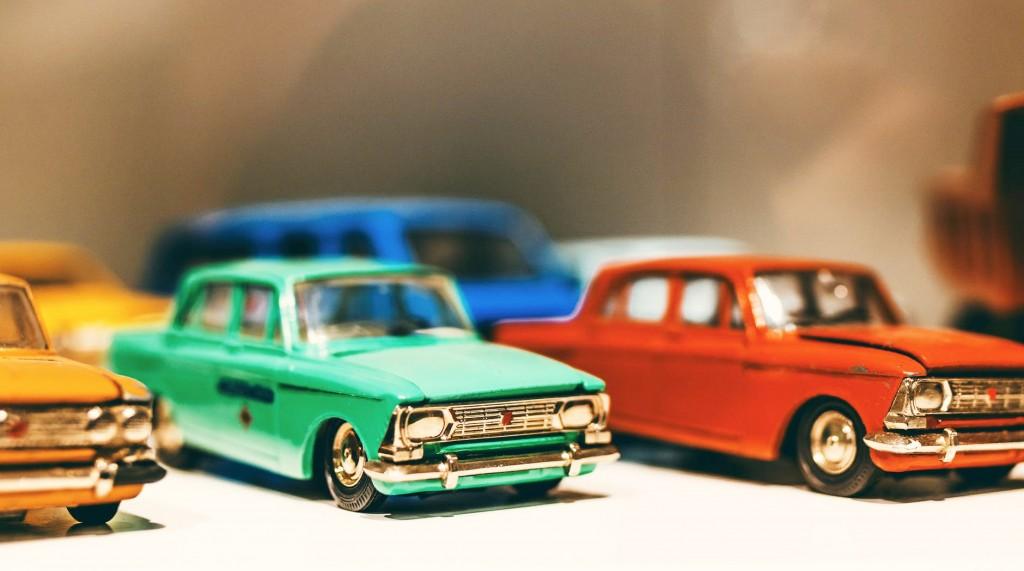 Sbírka aut