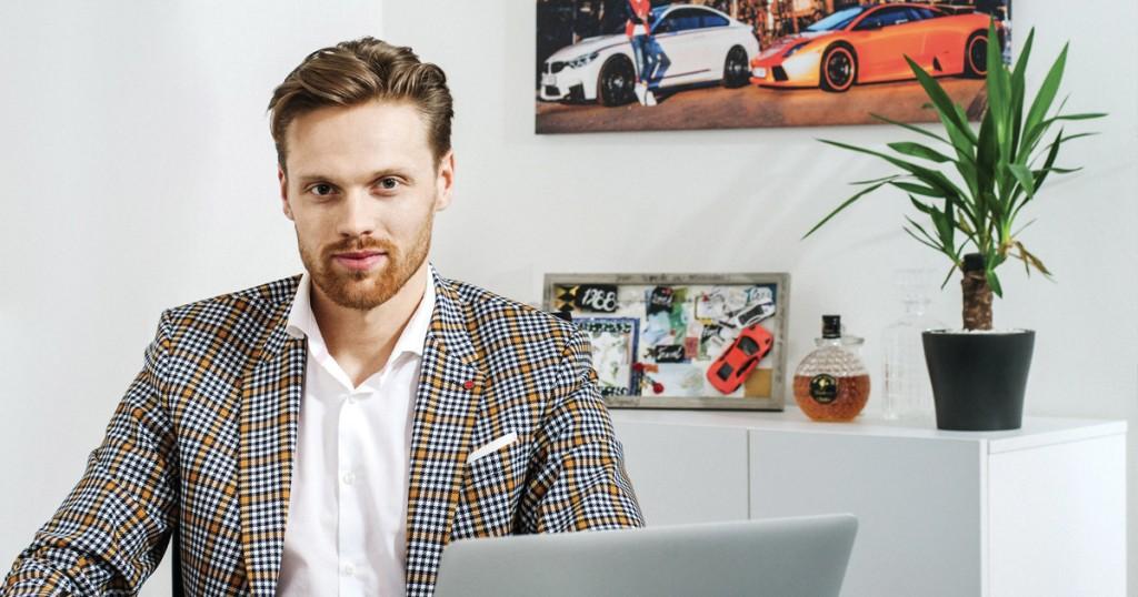 SMS finance - Petr Bílek