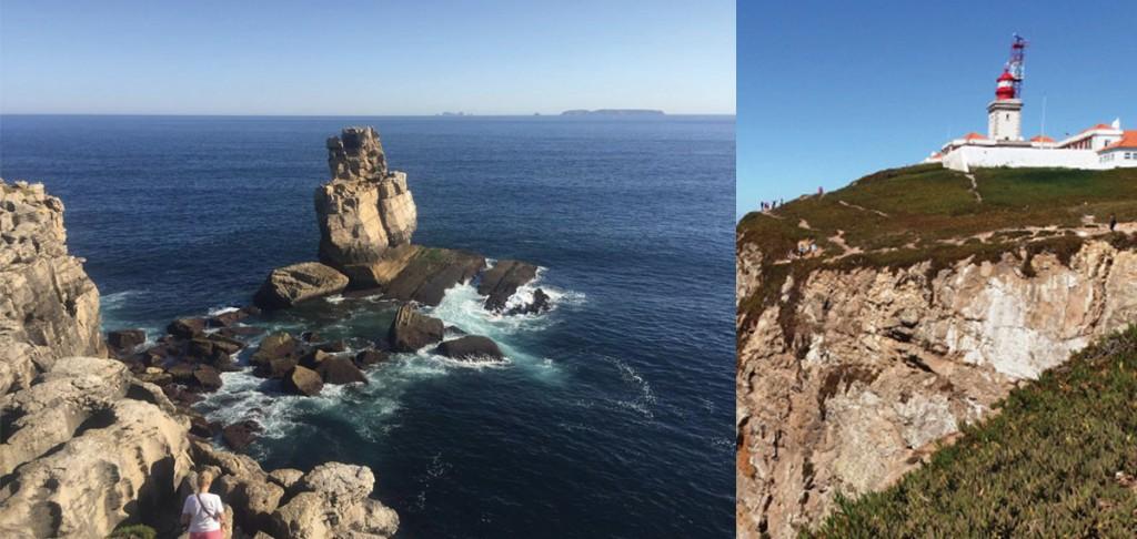 Portugalsko, Mys Cabo de Roca